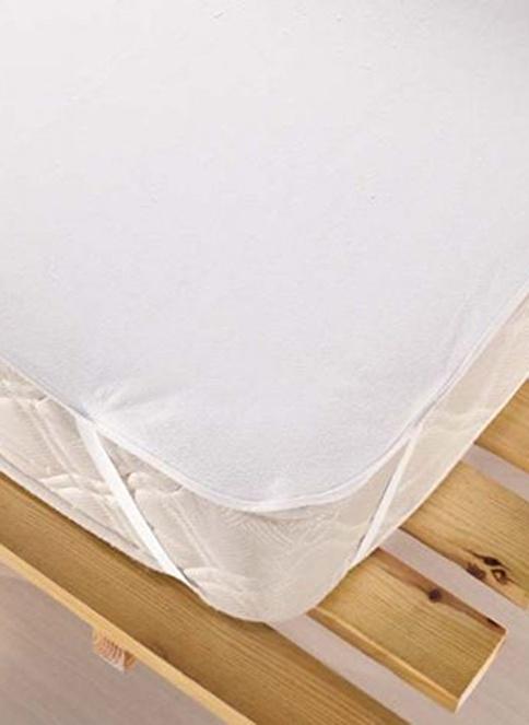 Eponj Home Sıvı Geçirmez Alez 90x190  Beyaz
